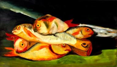 Goya's fish study